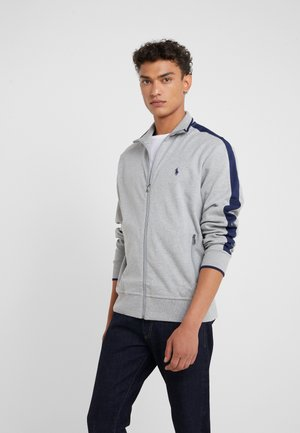 MOCK MODE - Cardigan - andover heather