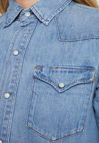 Polo Ralph Lauren - KATHERINE WASH - Skjorte - medium indigo - 5