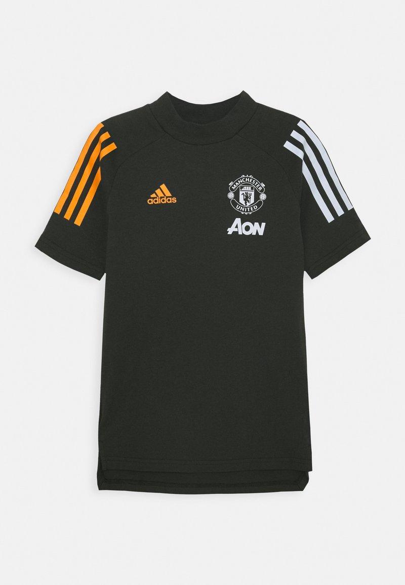 adidas Performance - MANCHESTER UNITED FOOTBALL SHORT SLEEVE - Klubové oblečení - legear