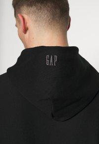 GAP - LOGO - Sweatshirt - true black - 3