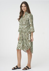 Dea Kudibal - KAMILLE - Day dress - paisley army - 1