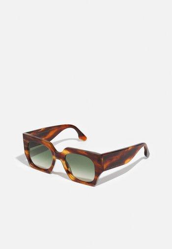 Solglasögon - chocolate/smoke