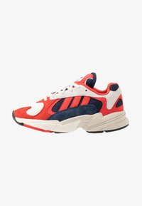 YUNG-1 TORSION SYSTEM RUNNING-STYLE SHOES - Sneakers laag - white/core black/collegiate navy