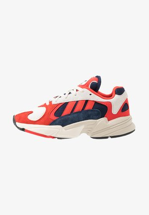 YUNG-1 TORSION SYSTEM RUNNING-STYLE SHOES - Sneakers - white/core black/collegiate navy
