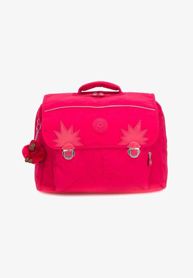 BACK TO SCHOOL INIKO - School bag - true pink