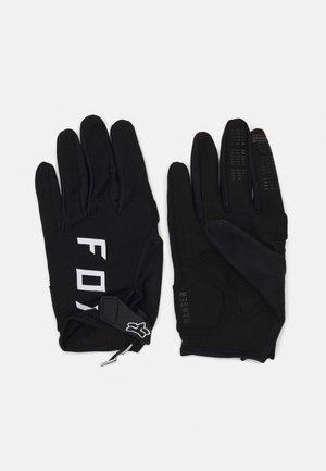 RANGER GLOVE GEL - Gloves - black