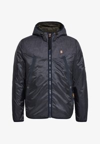 G-Star - SETCALE PADDED HOODED - Light jacket - mazarine blue - 3