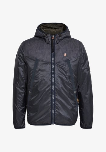 SETCALE PADDED HOODED