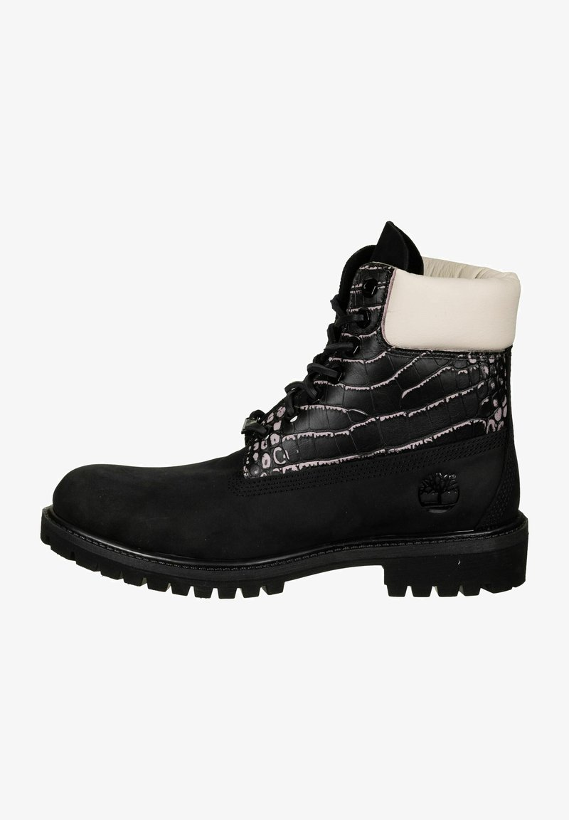 Timberland - Lace-up ankle boots - black