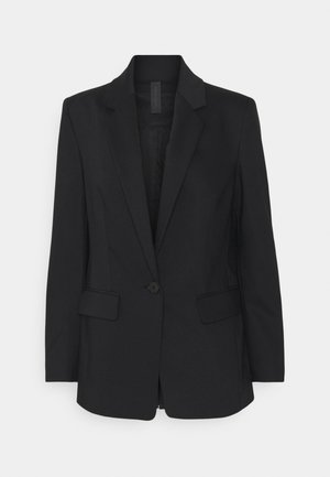 ATLIN - Short coat - schwarz