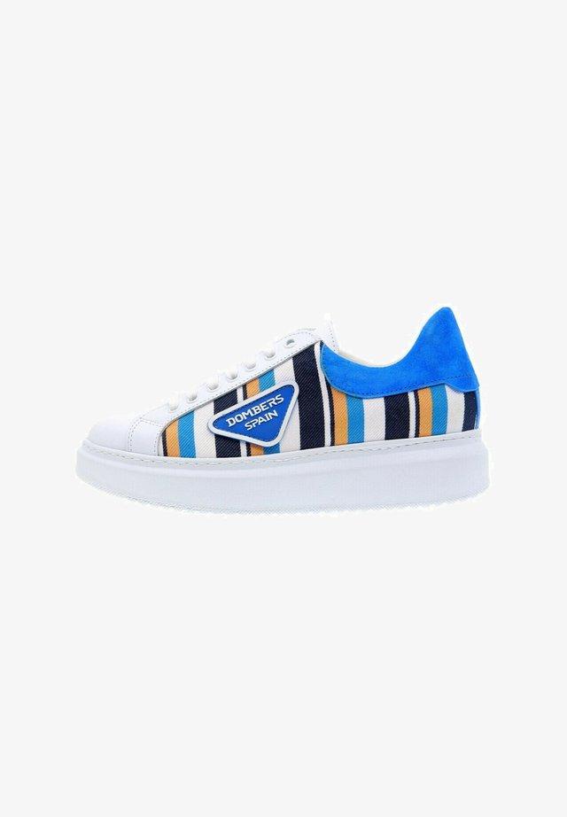 STRATUS  - Baskets basses - azul