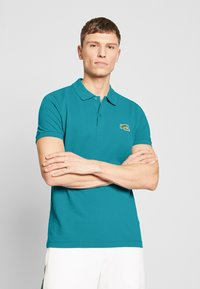 Lacoste - PH5144 - Polo shirt - turquoise - 0