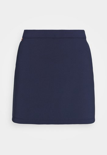 WOMEN SUSI SKORT LONG - Sports skirt - atlanta blue