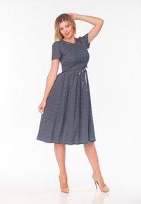 Diyas London - Day dress - blue - 1