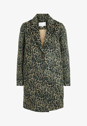 VILEOVITA COAT - Classic coat - tigers eye 1