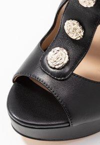 Guess - CABELLS - Platform heels - black - 2