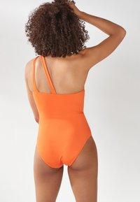 Next - Swimsuit - orange - 1