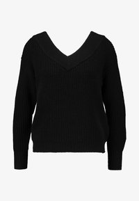 ONLMELTON LIFE - Sweter - black