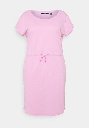 VMAPRIL SHORT DRESS - Žerzejové šaty - pastel lavender