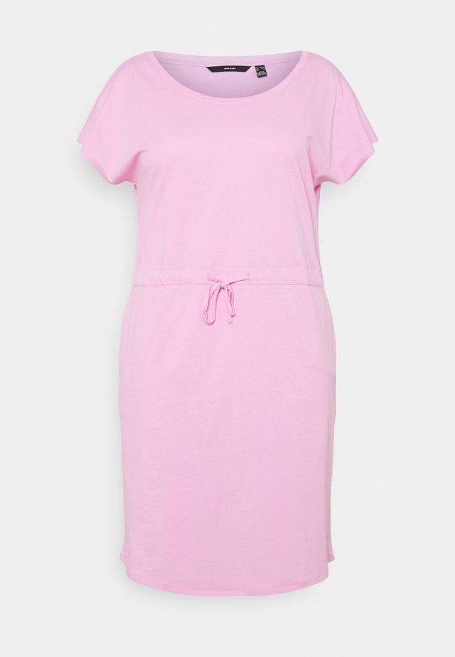 VMAPRIL SHORT DRESS - Trikoomekko - pastel lavender