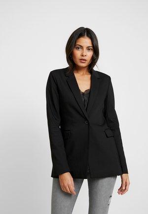 MADDOX - Short coat - black