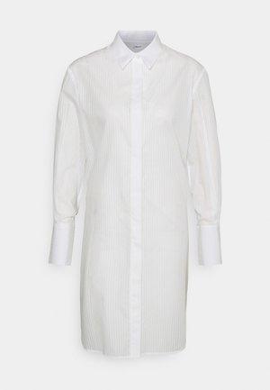 ALANA DRESS - Blousejurk - white