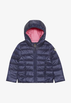 OUTWEAR TODDLER CORE - Bunda z prachového peří - fancy blue