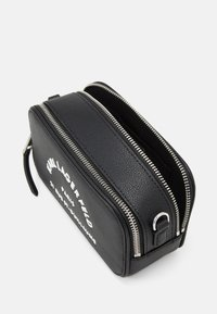 KARL LAGERFELD - GUILLAUME CAMERA BAG - Sac bandoulière - black - 4
