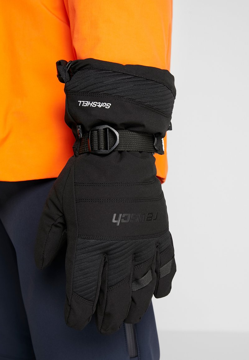 Reusch - MAXIM GTX® - Gloves - black/white