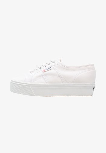 2790 LINEA UP AND DOWN - Sneakersy niskie - white