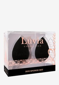 Luvia Cosmetics - MAKE-UP BLENDING SPONGE SET - Makeup set - black - 0