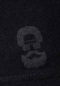 Spitzbub - HEARTBEAT - Basic T-shirt - schwarz - 5