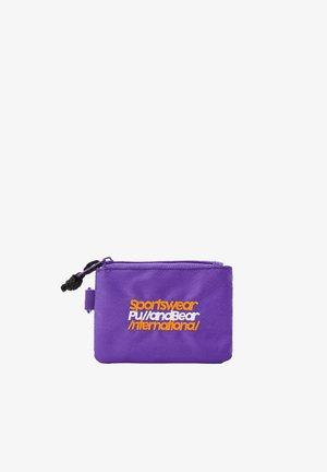 Wallet - purple