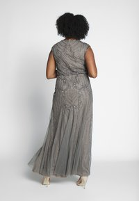 Lace & Beads Curvy - MAJEA - Abito da sera - stone - 2