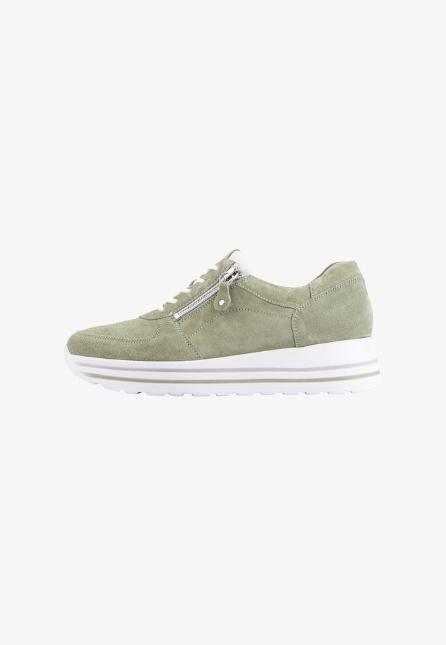 H-LANA - Sneakers laag - minze weiss