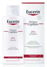 Eucerin - SHAMPOO SHAMPOO DERMOCAPILLAIRE PH5, BEWAHRT DEN NATÜRLICHEN PH- - Shampoo - - - 1