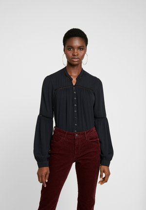 MANDARIN - Blouse - black