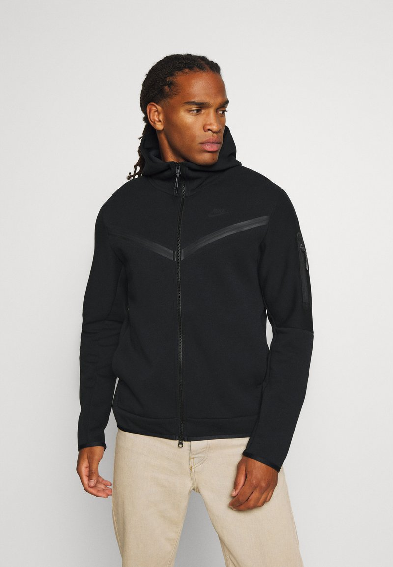 Nike Sportswear - Zip-up hoodie - black