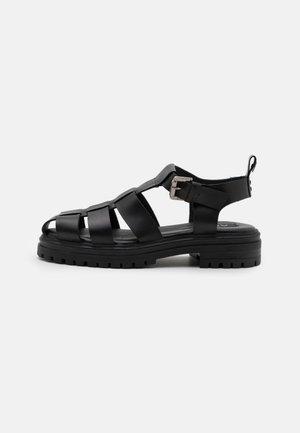 SEB - Sandaler - black