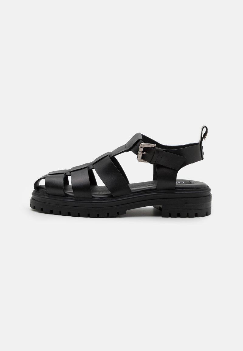 ASRA - SEB - Sandals - black
