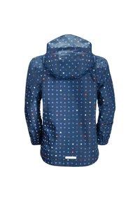 Jack Wolfskin - Soft shell jacket - dark indigo all over - 1