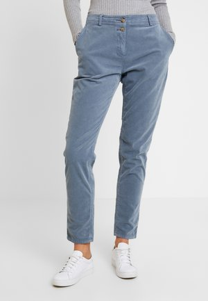 Chinos - grey blue