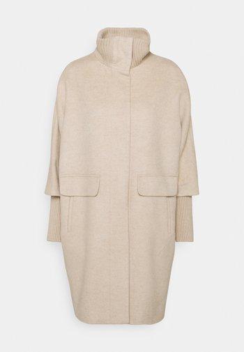Cappotto classico - beige melange