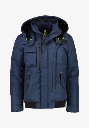 Winter jacket - mid blue