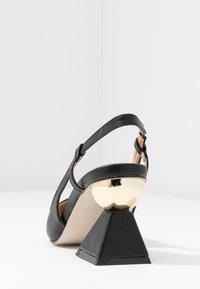 RAID - JASMINE - Classic heels - black - 5