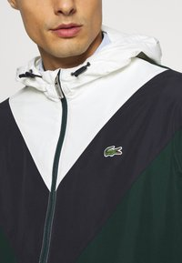 Lacoste - Summer jacket - sinople/abysm/flour - 6