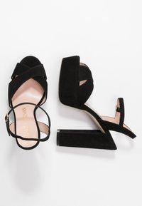 Stuart Weitzman - SOLIESSE - High heeled sandals - black - 3