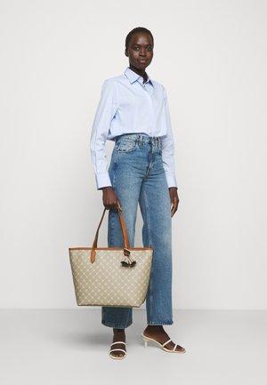 CORTINA LARA SET - Handbag - mud