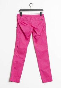 Maison Scotch - Trousers - pink - 1