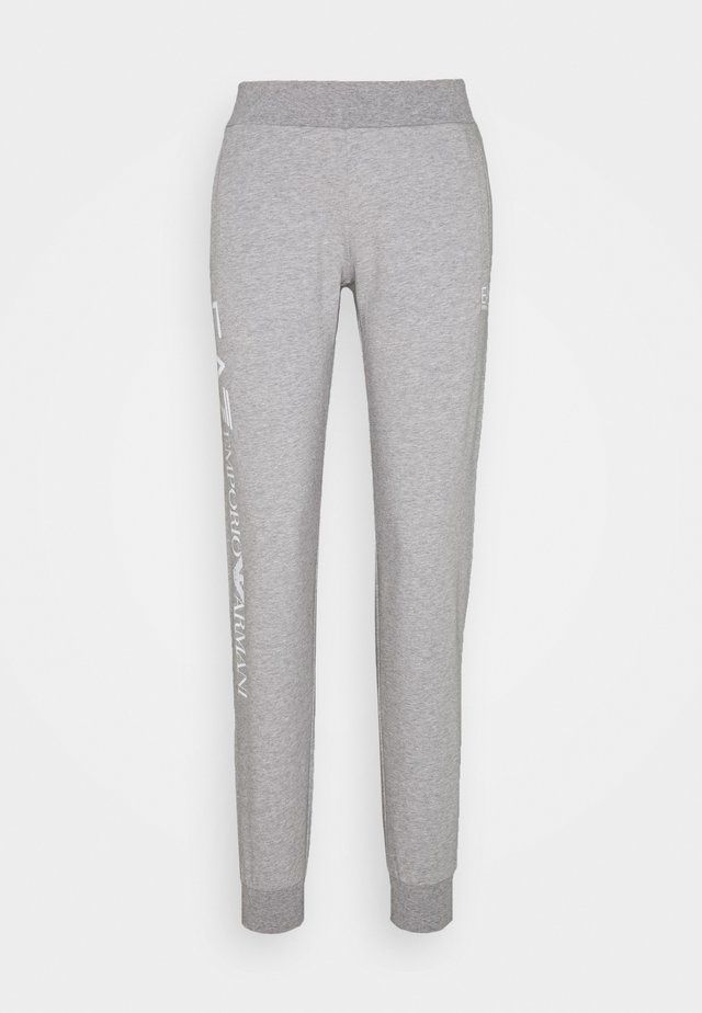 TROUSER - Pantalon de survêtement - grey med melange